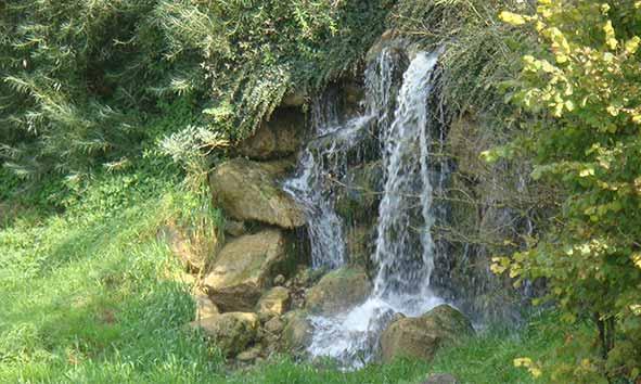 domaine des cascades