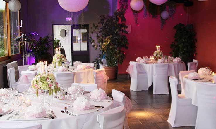 location de salle de réception mariage